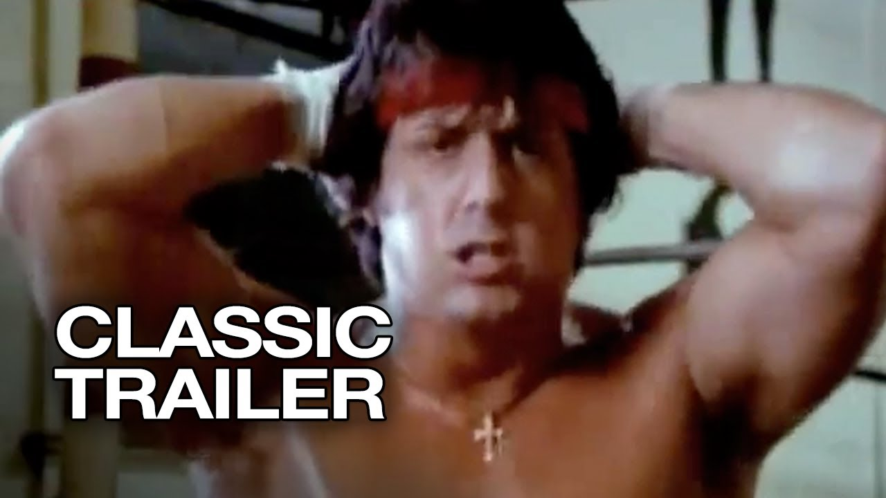 Trailer för Rocky II