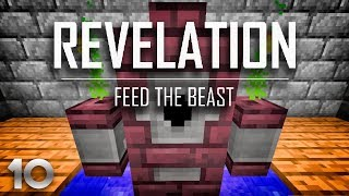 FTB Revelation EP10 Early Game Flight + Potions - YouTube