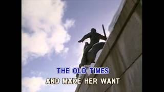 The Old Songs - Barry Manilow (Karaoke Cover)