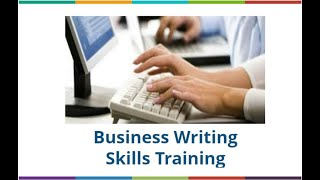 Business Writing Skills Training