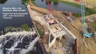 Knottingley Construction Video