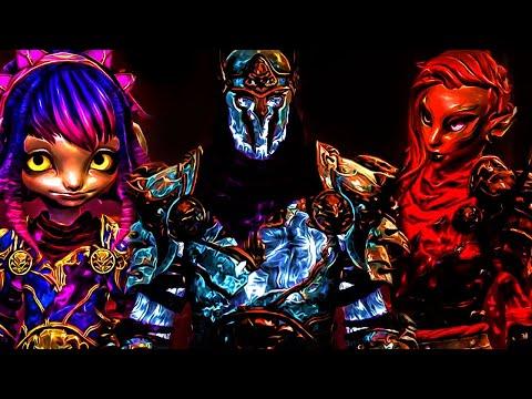 Guild Wars 2 - Braham's New armor (outfit) - игровое видео смотреть