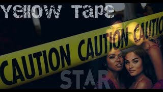 Yellow Tape (Lyrics)  Take 3 (STAR)