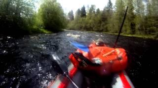 Река кема вологодская область рыбалка