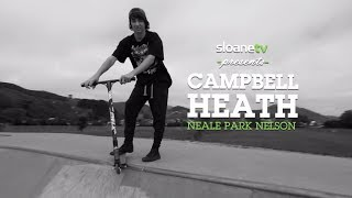 preview picture of video 'Scooter Edit - Campbell Heath   Neale Skatepark   Nelson NZ'