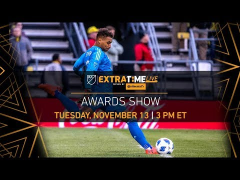 MLS Goal of the Year Revealed | 2018 Awards Show
