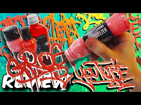 GROG Squeezer Full METAL Paint REVIEW and TEST