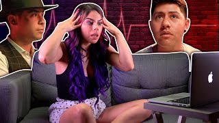Reaccionando al video: Tavo vs Detector de Mentiras