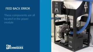 Mojave Dry Vacuum System Troubleshooting