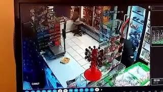 Ограбление магазина в Петропавловске, 3.11.2017