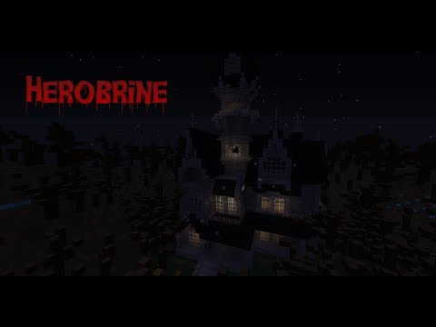 Horror Map Players The Herobrine Minecraft Project - Minecraft horror spiele