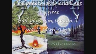 sonata arctica peacemaker with lyrics