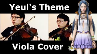 Yeul's Theme - FFXIII-2 - Viola Cover [ft. Paulo Wirth]