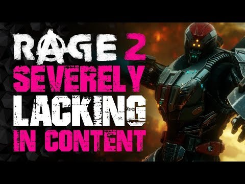 Rage 2 - Severely Lacking But Still Somewhat Fun - The Review