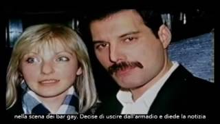 WHEN FREDDIE MERCURY MET KENNY EVERETT   in ITALIANO