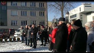 Film do artykułu: Włoszczowa solidaryzuje się...