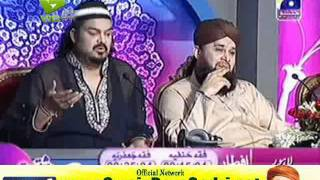 Owais Raza Qadri   Wah Wah Subhan Allah   Qawwali Round    19th August 2011 Part 2
