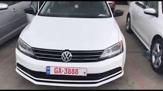Обзор автомобиля Volkswagen Jetta 2015 1.4 TSI
