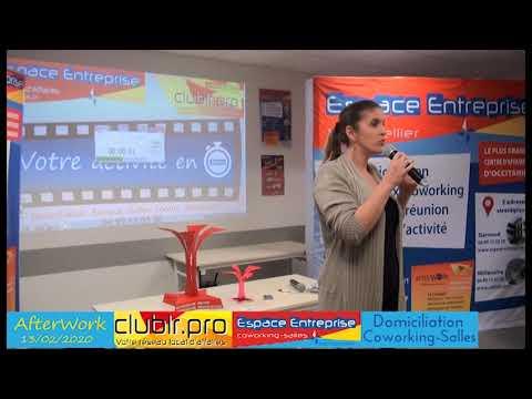 Lydie tarrolle-Afterwork-entrepreneurs-montpellier-12-03-2020 Lydie tarrolle-Afterwork-entrepreneurs-montpellier-12-03-2020