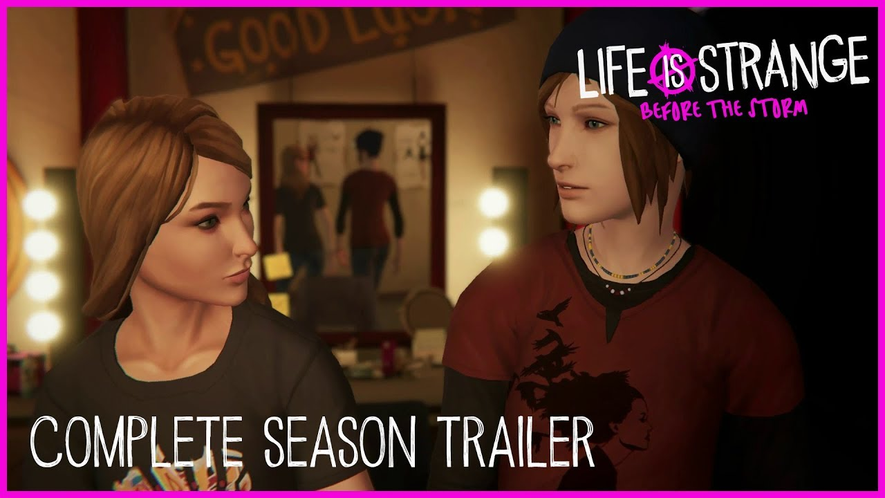 Video LIFE IS STRANGE: BEFORE THE STORM STANDARD EDITION [PS4]