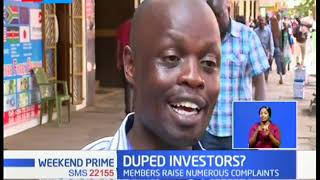 Duped Investors? APRT Sacco on the spot; 5 complaints at central police station