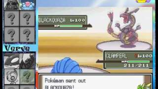 Clamperl  - (Pokémon) - CLAMPERL SWEEP?!? 100 SUB SPECIAL!! Pokemon Wifi Battle #7