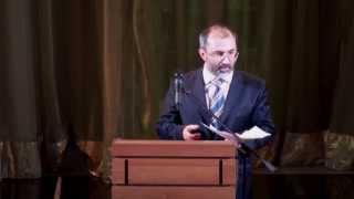 Доклад Багдасаряна В.Э. на научно-юбилейном вечере 29 апреля 2014 года.