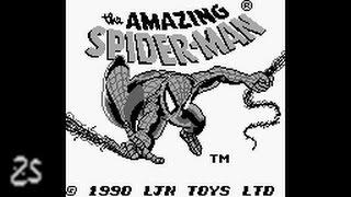 The Amazing Spider Man (Gameboy)   Playthrough