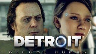 Detroit: Become Human - ВЫШЛА! НАЧИНАЕМ ПРОХОДИТЬ! #1