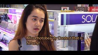 งานประกวดสาวออฟฟิศหน้าใส แข่งกันโหดมาก!! - dooclip.me