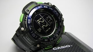 ProTrek? Casio OutGear SGW-1000-2BCF Triple Sensor Digital Watch