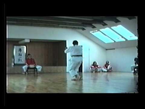 Club championship 1978 Shotokan Karate Akademi