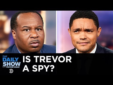 Trevor Gets a Shout-Out from China's State Media | The Daily Show mp3 yukle - mp3.DINAMIK.az