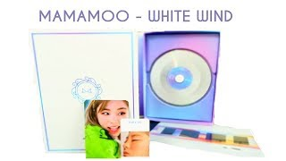 kpop album unboxing mamamoo - TH-Clip