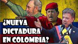 Alerta! NUEVA DICTADURA EN COLOMBIA ------ Ver antes del 2 de Octubre - Colombia