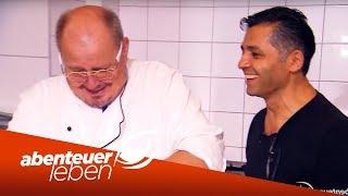 Türkischer Koch vs. deutscher Koch! Das orientalische Kochduell | Abenteuer Leben | kabel eins