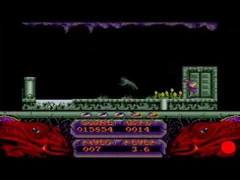Beyond The Gates Amiga
