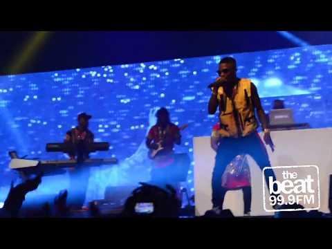 Castle Lite Unlocks - J Cole Performance In Lagos Recap w/ WizKid & Davdio