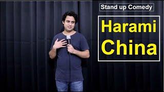 Harami China | Stand up comedy by Bhavani Shankar | Bhavani The Laughter