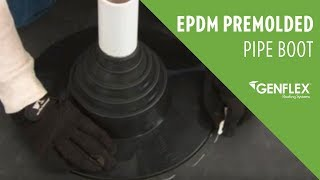 EPDM Premolded Pipe Boot