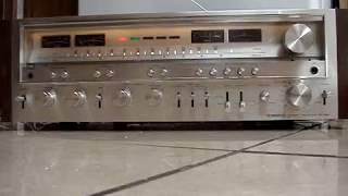 How Work PIONEER Vintage SX-980 Receiver Amplifier  JAPAN