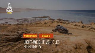 DAKAR2021 - Stage 9 - Neom / Neom - Light Weight Vehicle Highlights