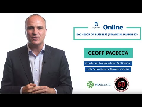 Study Financial Planning On Demand with UniSA Online