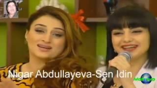 Nigar Abdullayeva- Sen Idin- MOY MIR F B F