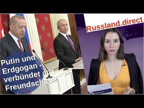 Putin und Erdogan – warum verbündet? [Video]