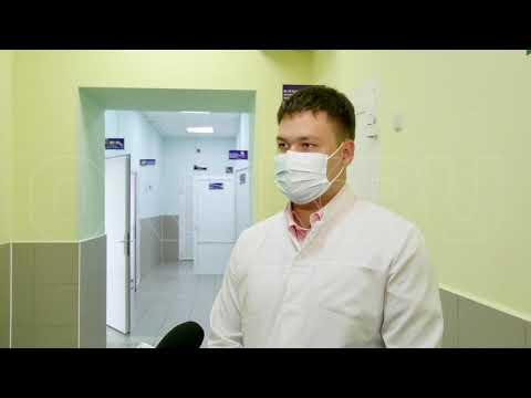 В детской больнице Орска очередей стало меньше