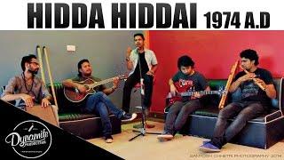 Hidda Hiddai 1974 A.D Cover - Manish Dhakal Ft. Basan N Da Crews