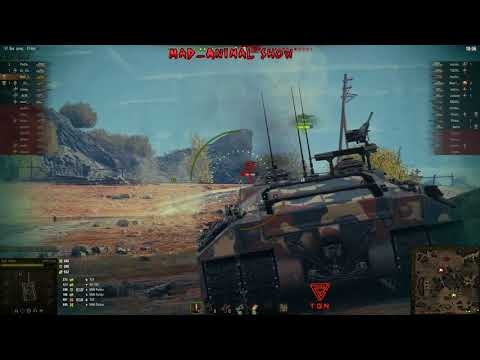 (Let's Have It) World of Tanks M46 Patton #33 HD
