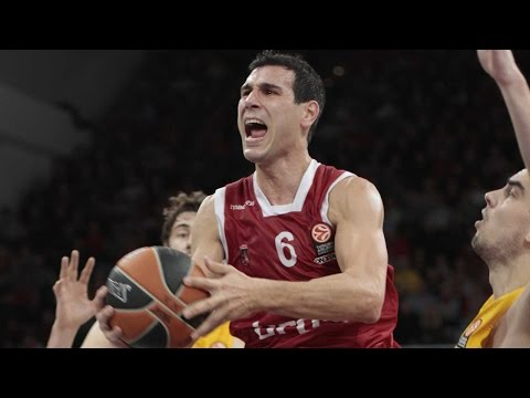 Focus on: Nikos Zisis, Brose Baskets Bamberg