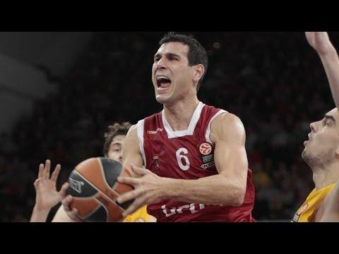 Focus on: Nikos Zisis, Brose Baskets Bamberg